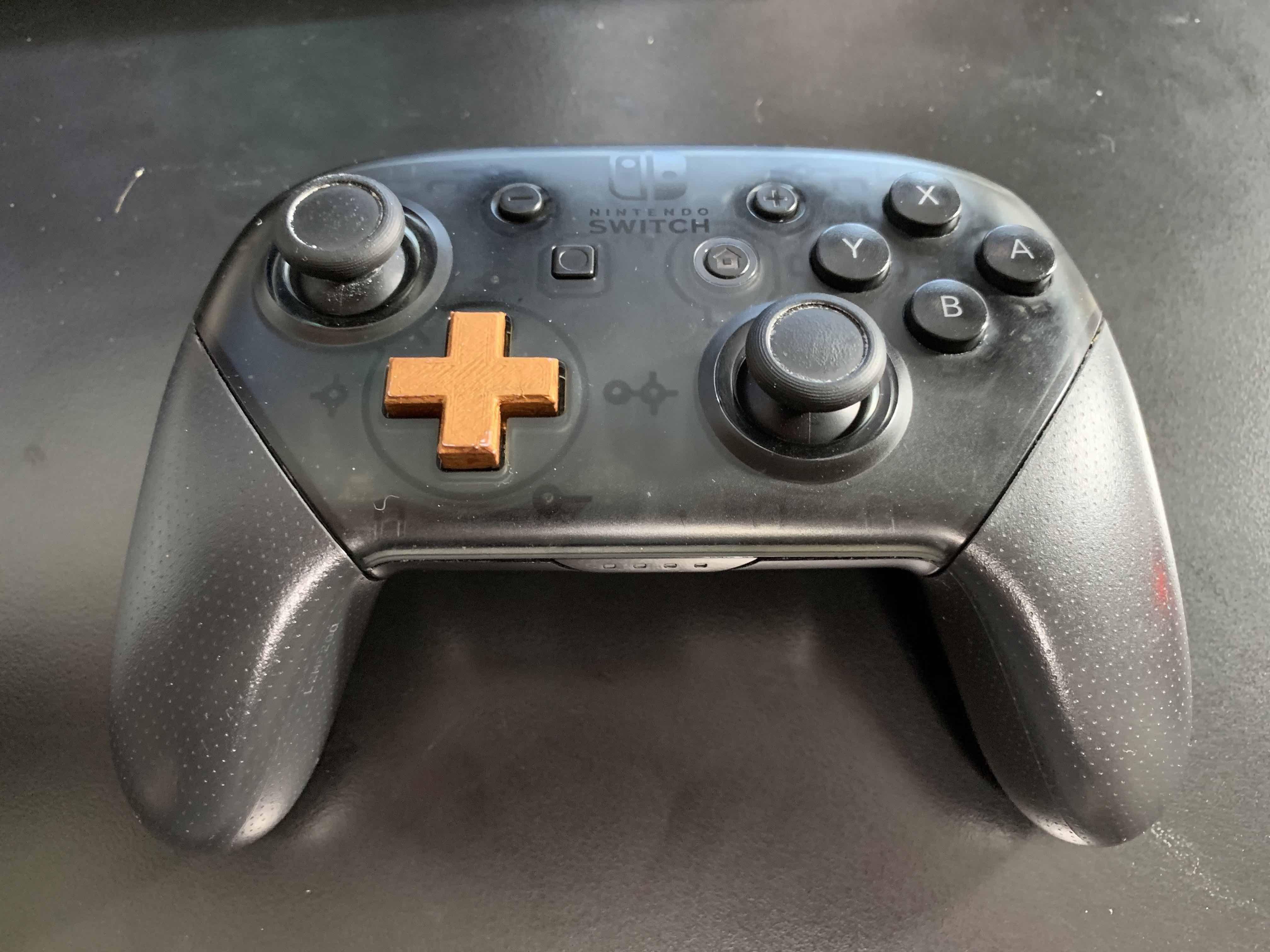 Nintendo Pro Controller D-Pad