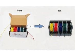 Modular Wire Spool Holder