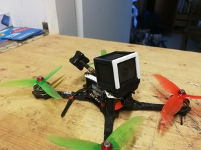 Avant Devel Gopro Session mount
