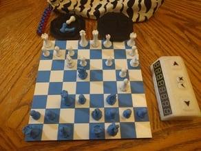 Rolling Chess set
