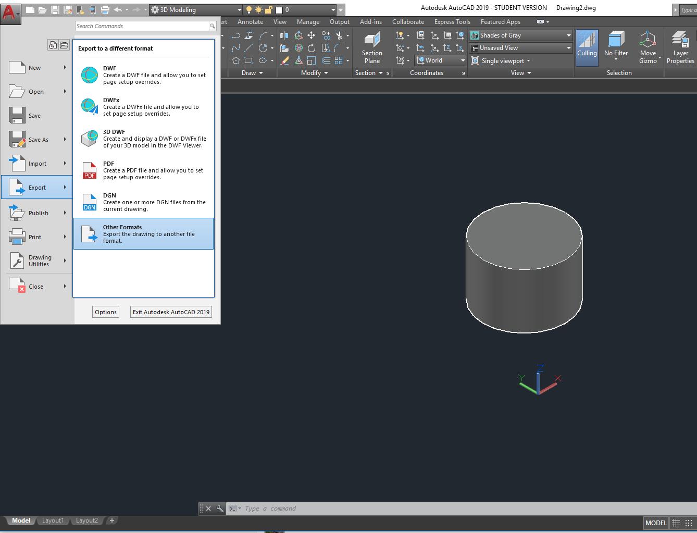 Auto CAD MD6 - The Designer Corner - Thingiverse - Groups - Thingiverse