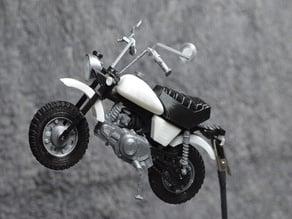 Honda Z50J Motorcycle