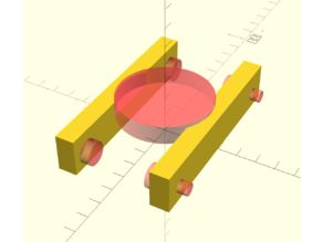 Parametric Soft Jaws - openscad - easy to customise work holding