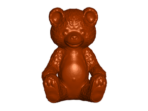 Teddy Bear Refrigerator / Whiteboard Magnets