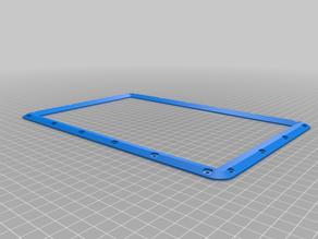 SunFounder 10.1 inch touchscreen enclosure openplotter chartplotter