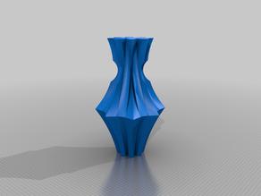 Snowflake Vase v2