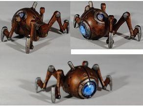 1-54 - Clockwork Spider