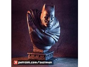The Dark Knight bust (fan art)