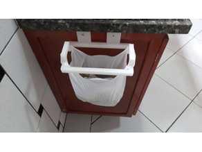 Trash bag holder
