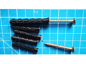 Wall plugs - fastener