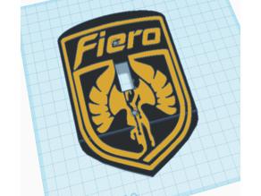 Pontiac Fiero Lightswitch Cover