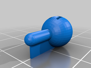 Remixed Molecular Model Set - Built in Supports