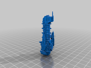 BFG Microfleet Gothic AdMech Fleet