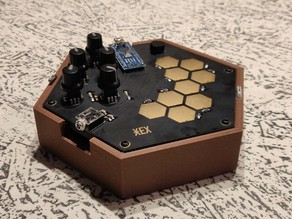 Case for HEX 1.0. SYNTH