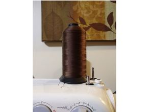 Large Spool Adapter, Sewing Machine, Thread