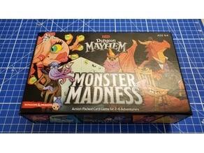 (D&D) Dungeon Mayhem Monster Madness Card Organizer