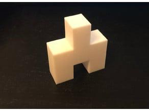 Black Mirror 'White Bear' model