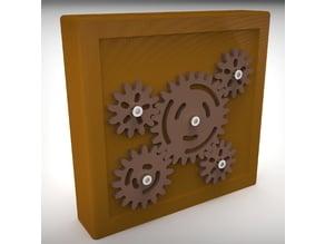 Magnetic Fridge Leaflet Holder