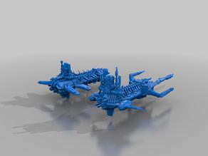 chaos fleet - delta ships
