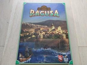 Ragusa - Boardgame Insert