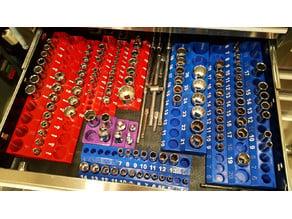 Parameterized Metric & SAE Socket Holders