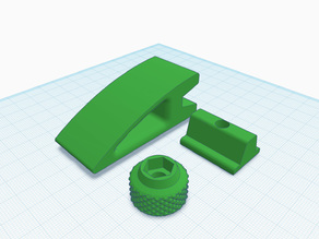 Sanding Tool for M5 and M6 screws