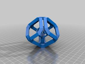 Infinity tesseract