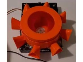Siren from old 3.5 inch harddisk