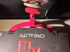 Ender 3 Bed handle + camera mount