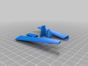 micro rc plane
