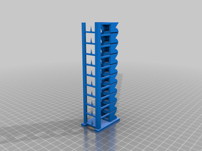 Python GUI for Variable-Height Configurable Temperature Tower
