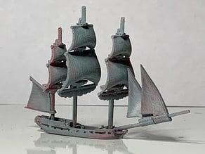 Swan-class ship sloop (14/16 gun) 1767-1815