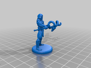 Skeletor v2 - Masters Of The Universe - Miniature