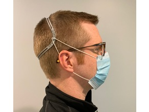Surgical Mask Strap Support