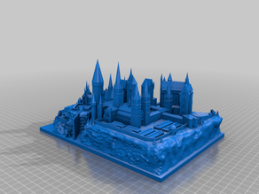 harry potter hogwarts poudlard - Fixed