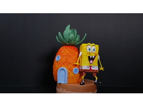 Spongebob Pineapple House