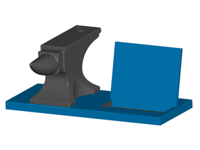 Anvil Business Card Holder (Expandable)