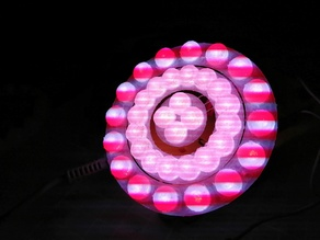 WS2812 Rings with 16 LEDs or 4 LED