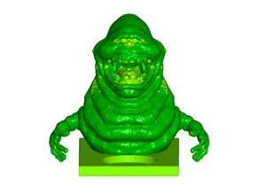 Ghostbusters Slimer Tealight Candle Holder (No Supports)