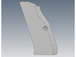 CZ75 Shadow 2 Flat Pistol Grip