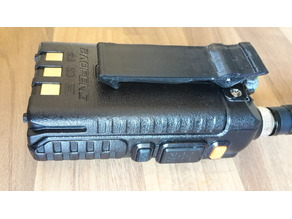 UV-5R Belt Clip Replacement (Remix)