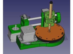 Polar Coaster Drawing Machine NEMA17