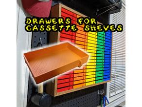 Drawer for Cassette Rack