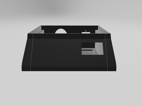 TRUE AIO Ender 3/Pro Electronics Bay (with slide drawer capabilities)