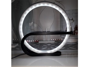 Circle lamp revisited