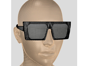 Fresno-FrameFront-Part4 free 3D print model Free 3D print model