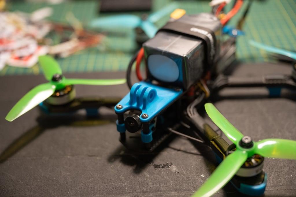 Upgraded DJI Camera mounts - Project 399 Super G