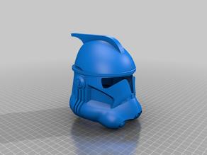 Clone ARC trooper helmet