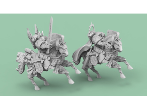 Cybernetic Horses for Angel Knights