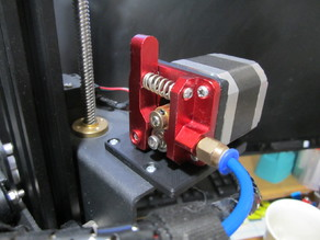 kingroon KP3 Extruder relocation parts